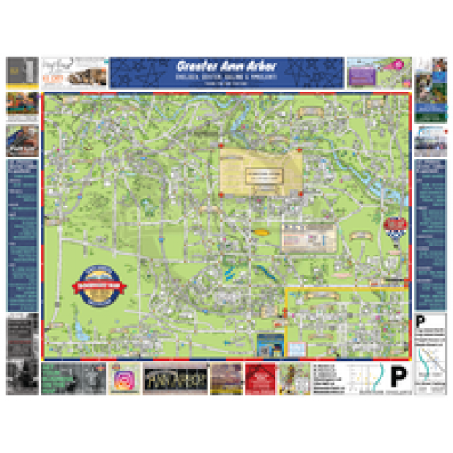 Ann Arbor Discovery Map on map of bellevue mi, map of burtchville mi, map of goodells mi, map of britton mi, map of huron river mi, map of grosse pointe farms mi, map of port sanilac mi, map of filion mi, map of east jordan mi, map of cannonsburg mi, map of irish hills mi, map of three oaks mi, map of alcona county mi, map of saint clair shores mi, map of buchanan mi, map of reading mi, map of pleasant ridge mi, map of bangor mi, map of chesterfield twp mi, map of north oakland county mi,