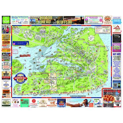 Hilton Head Island South Carolina Map.Hilton Head Island Sc