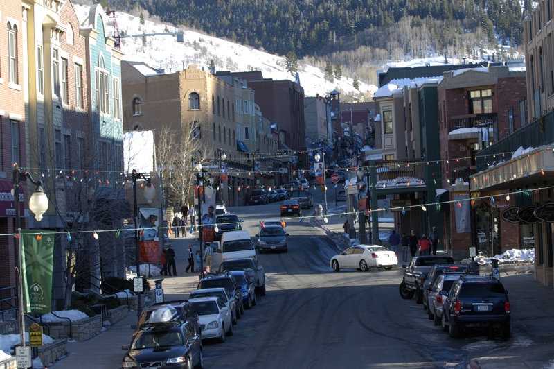 Park City, Historic Main Street